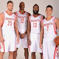 Rockets stars